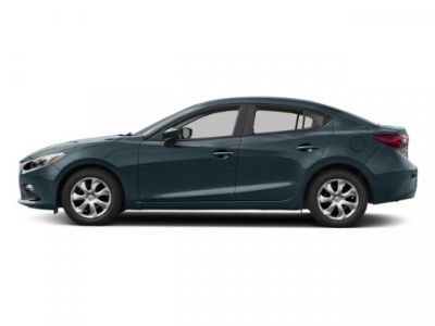 2016 Mazda Mazda3 i SV (Blue Reflex Mica)