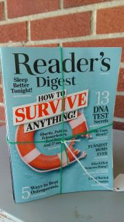 New readers digest 17 issues