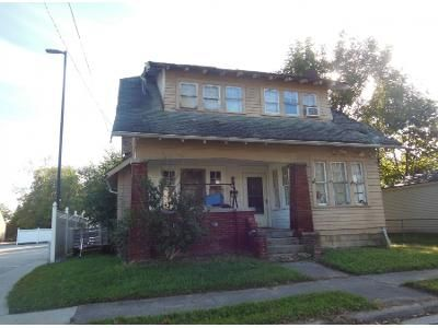 3 Bed 2 Bath Preforeclosure Property in Sidney, OH 45365 - N West Ave