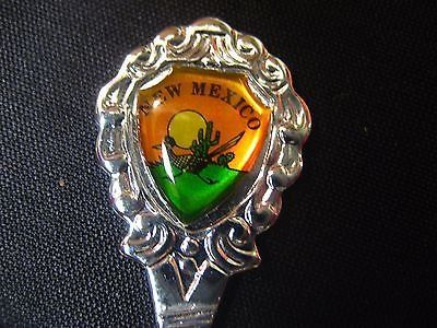 South Carolina silver tone usa state collector souvenir spoon travel