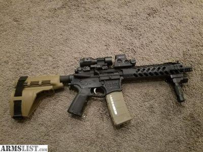 For Sale: HM Defense AR15 Pistol