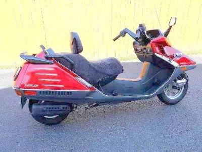1992 Honda HELIX CN250