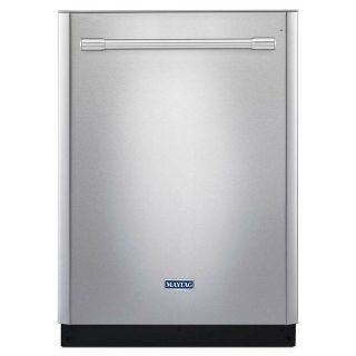 Maytag Stainless 24 in. Top Control Dishwasher *Closeout* MDB8979SEZ