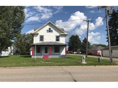 4 Bed 1.5 Bath Foreclosure Property in Finley, ND 58230 - Lincoln Ave S
