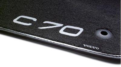 Buy Genuine Volvo C-70 2006-2013 Flat Sport Carpet Floor Mats OE OEM motorcycle in Bloomington, Indiana, US, for US $110.00
