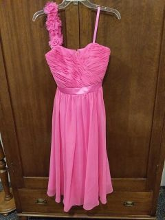 One shouldered formal/prom/homecoming dress!