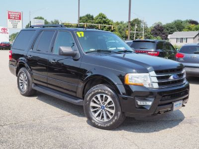 2017 Ford Expedition (Shadow Black)