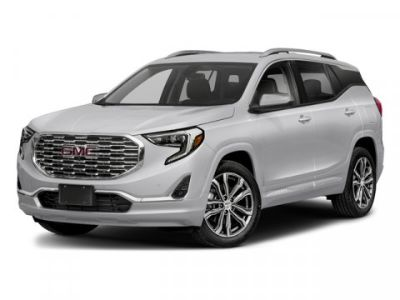 2018 GMC Terrain Denali (Summit White)