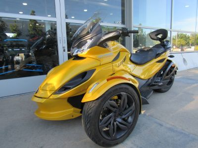 2013 Can-Am Spyder ST-S SE5 3 Wheel Motorcycle Motorcycles Irvine, CA