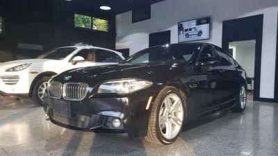 2015 BMW 5-Series 4dr Sdn 535i xDrive AWD (Black)