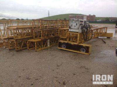 Gomaco Spanit Work Bridge