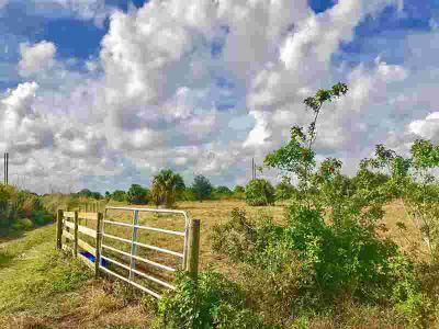 6883 Carol Street Loxahatchee, cleared lot and fenced.