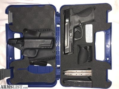 For Trade: S&W M&P 45c