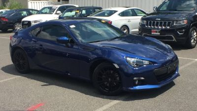 2013 Subaru BRZ Limited (Galaxy Blue Silica)