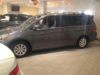2010 Honda Odyssey EX-L w/DVD (Polished Metal Metallic)