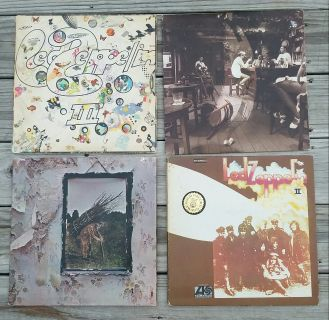 Led Zeppelin - Vintage Album Bundle