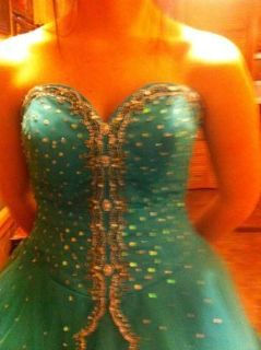 Prom ball gown for sale