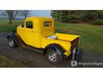1936, Chevrolet, Pickup