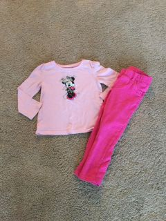 4t Disney by jumping beans outfit