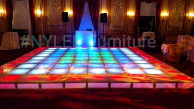 LED Dance Floor Rental - NYC, NY, NJ, CT, PA, and Long Island