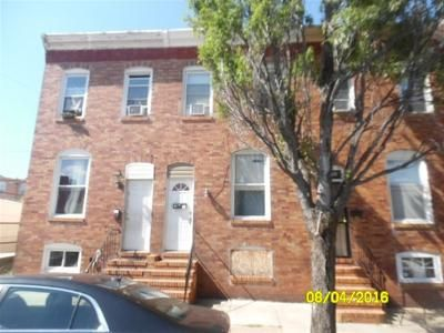 2 Bed 2 Bath Foreclosure Property in Baltimore, MD 21223 - Cole St