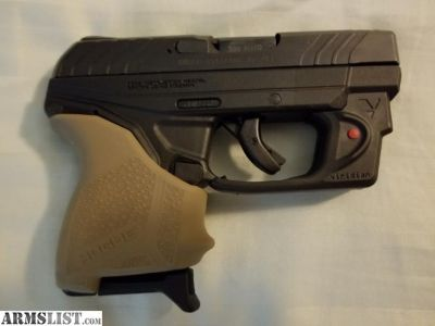 For Trade: WTT Ruger LCP ii with extras for ?