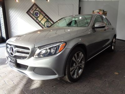 2015 Mercedes-Benz C-Class 4dr Sdn C 300 Luxury 4MATIC (Gray)