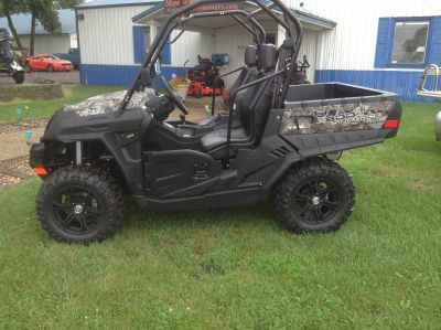 2018 CFMOTO UFORCE 800 Sport Side x Side ATVs Hutchinson, MN