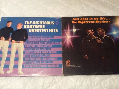 Record/LPs: Righteous Brothers