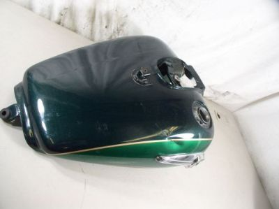 Buy 99 Kawasaki Vulcan VN1500 Nomad Carbureted FUEL GAS PETRO TANK - BOULOGNE GREEN motorcycle in Massillon, Ohio, United States, for US $289.95