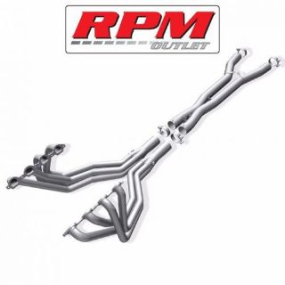 Purchase BORLA LONG TUBE HEADERS AND X-PIPE 17261 2009-2013 CHEVY CORVETTE C6 ZR1 6.2L motorcycle in Gilbert, Arizona, United States, for US $1,532.99