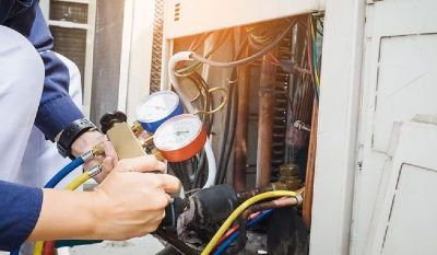 Commercial HVAC Services Alpharetta