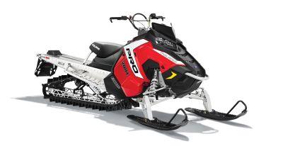 2016 Polaris 800 Pro-RMK 163 SnowCheck Select Mountain Snowmobiles Boise, ID