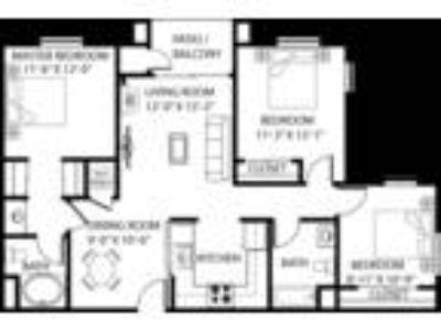 Pasadena Gateway Villas Apartment Homes - Three BR, Three BA