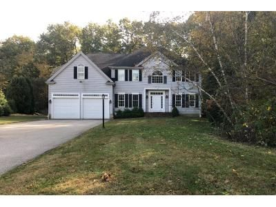 4 Bed 3 Bath Preforeclosure Property in Holden, MA 01520 - Summer Ln