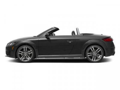 2018 Audi TT Roadster (Nano Gray Metallic/Black Roof)