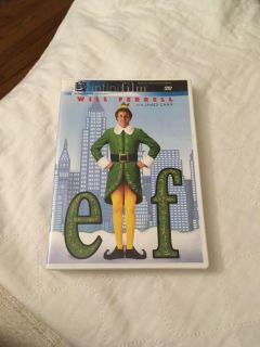 Elf dvd. No scratches. Gallatin unless going to H ville.
