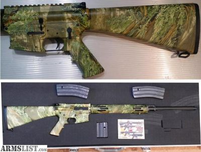 For Sale: New Bushmaster Varminter with max1 camo