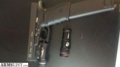 For Sale/Trade: For trade Glock 21 with extras