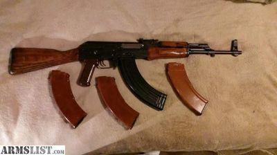 For Sale: AK 47 Sar-1