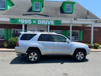 2004 Toyota 4Runner Limited (Silver)