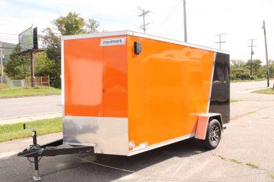 2019 Haulmark HMVG712S-5000 Cargo Trailers Trailers Adams, MA