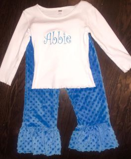 """The """"Abbie"""" outfit"""