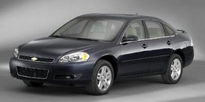 2014 Chevrolet Impala LS (Black)