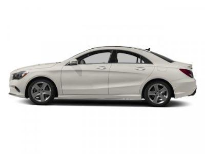 2018 Mercedes-Benz CLA-Class CLA250 4MATIC (Cirrus White)