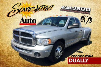 2003 Dodge RSX ST (Silver)