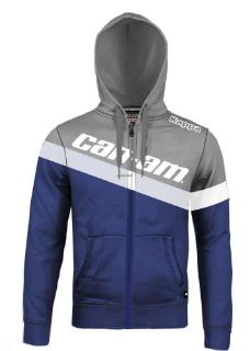 Find Can Am Kappa Designed for Can-Am Hoodie - Blue motorcycle in Sauk Centre, Minnesota, United States, for US $64.99