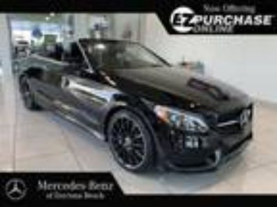 used 2018 Mercedes-Benz C-Class for sale.