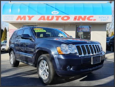 2008 Jeep Grand Cherokee Limited (Steel Blue Metallic)
