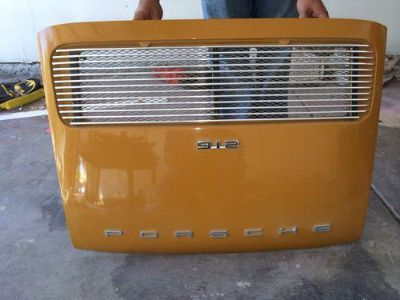 Sell porsche 911 912 Deck Lid Witg Grill Ready To Install Everthing Is In Tach motorcycle in Henderson, Nevada, US, for US $100.00
